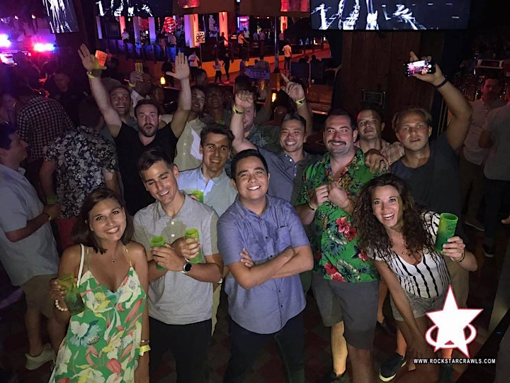 Playacrawl, bar/club crawl in Playa del Carmen image