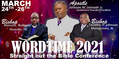 WORDTIME CONFERENCE 2021 tickets