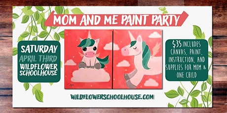 Mom and Me Painting Party tickets