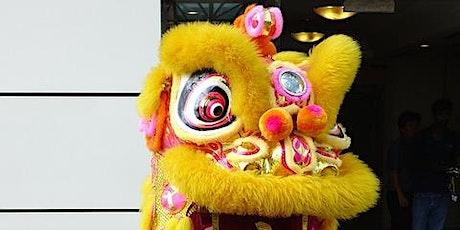 Celebrating Lunar New Year tickets
