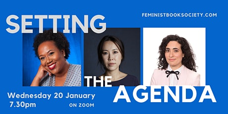 Feminist Book Society: 'SETTING THE AGENDA' tickets
