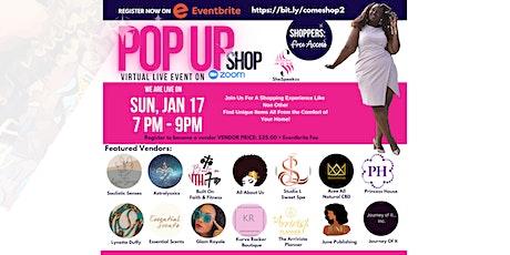 SheSpeakzS  Pop-Up Shop #2 tickets