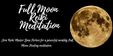 Full Moon Healing Meditation tickets