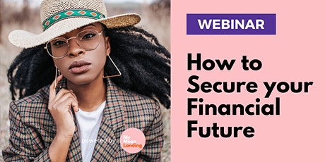 Strength Through Finances: How to secure your financial future tickets