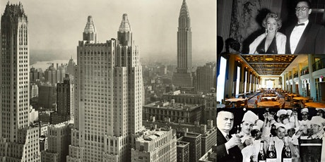 'The Waldorf Astoria New York: Manhattan's Grandest Hotel' Webinar tickets