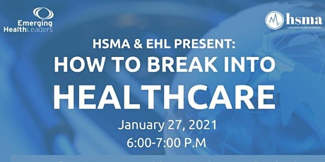 How to Break into Healthcare tickets
