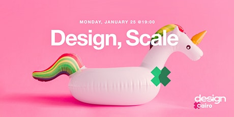 Design, Scale. tickets