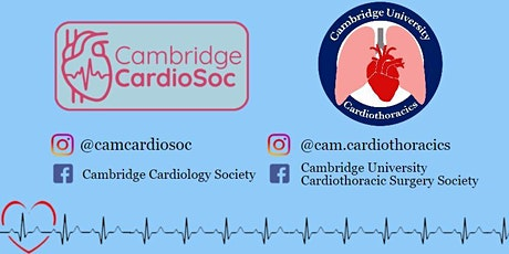Cambridge Cardiology and Cardiothoracics Conference 2021 tickets