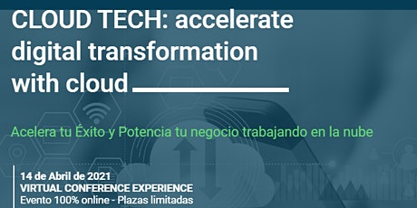 CLOUD TECH: accelerate digital transformation with cloud tickets