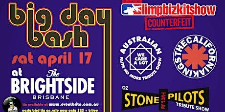 Big Day Bash tickets