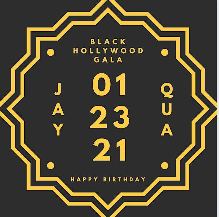 "RatedQ ""BLACK EXCELLENCE"" Birthday Gala image"