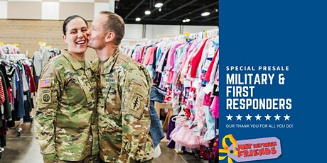 JBF Northshore Military and First Responder Presale Pass tickets
