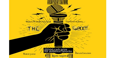 Spoken Word Battle Slam series: The ReBooT tickets