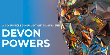 Devon Powers Seminar tickets