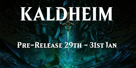 Kaldheim PreRelease tickets