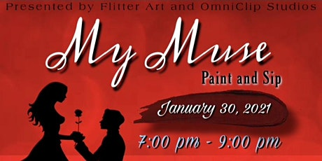 My Muse Paint and Sip tickets