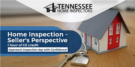 The Home Inspection Process with Tips for Listing Agents and Sellers tickets