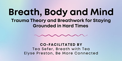 Breath, Body and Mind