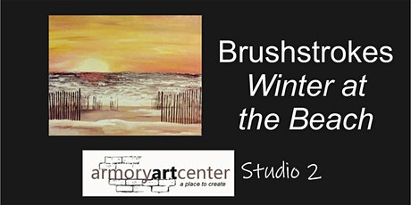 Brushstrokes 'Winter at the Beach' tickets