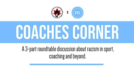 Coaches Corner Panel Series II tickets