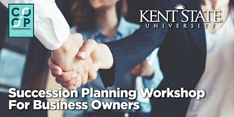 2021 Business Succession Planning Workshop tickets