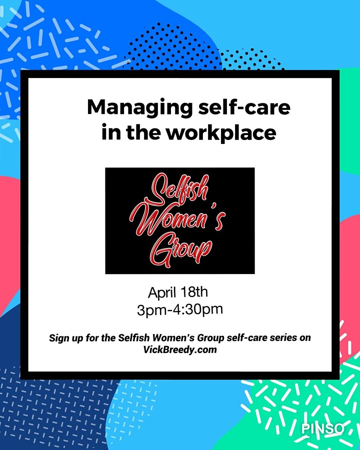 Managing Self-Care in the Workplace image