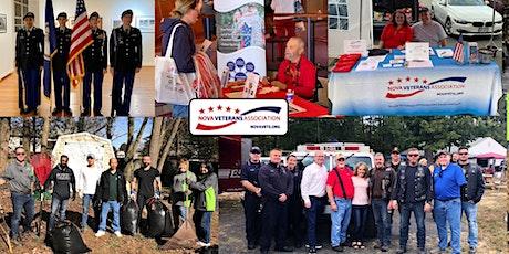 NOVA Veterans Volunteer Orientation tickets
