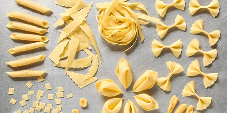 "Cook Italian! ""Handmade Egg Pasta Workshop"" - Online Cooking Class tickets"