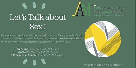 Let's Talk about Sex ! tickets
