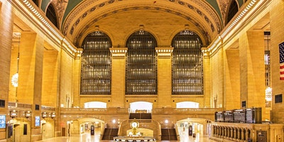 Grand Central Social Distancing Private History To
