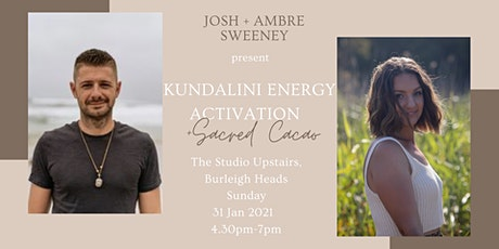 Kundalini  Energy Activation + Sacred Cacao tickets