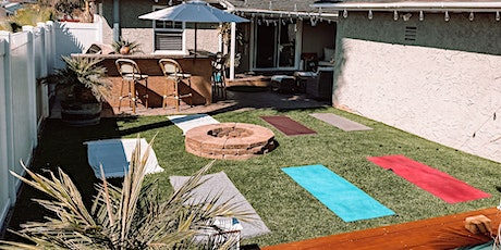 Outdoor Yoga 3 times per week Allied Gardens tickets