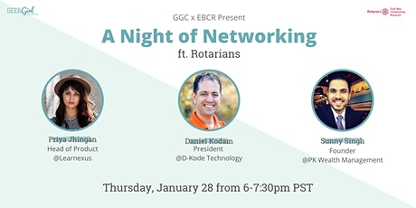 A Night of Networking ft. Rotarians tickets
