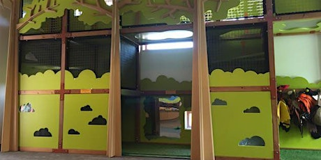 Forest Playroom Private Family/Playgroup  Reservation tickets