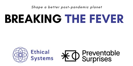 Breaking the Fever on Climate Finance: Regulators (3/3) tickets