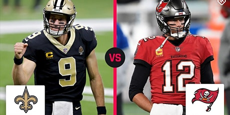 Saints vs Bucs French Quarter New Orleans Watch Party tickets