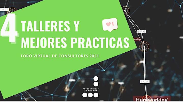 Imagen de Foro de Consultores 2021