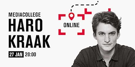 Online Mediacollege: De jacht van de burger tickets