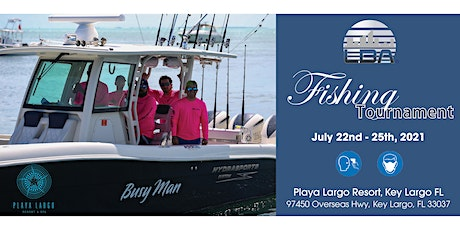 LBA Fishing Tournament tickets