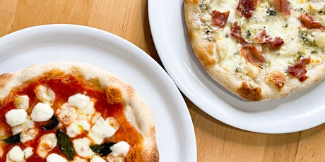 "Cook Italian! ""Neapolitan Pizza at Home"" - Online Cooking Class tickets"