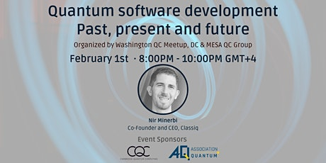 Quantum software development Past, present and future tickets