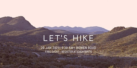 Let's Hike tickets