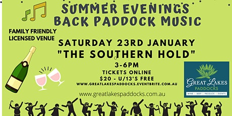 Summer Evenings 2020  - The Southern Hold tickets