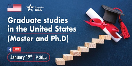 Graduate studies in the United States (Master and Ph.D) tickets