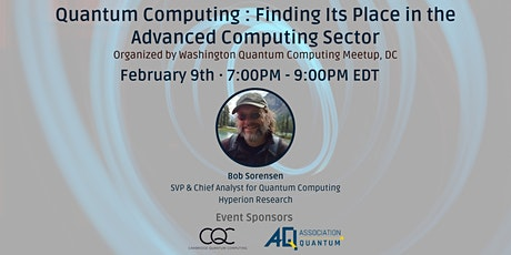 Quantum Computing : Finding Its Place in the Advanced Computing Sector tickets