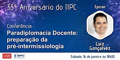 33º Aniversário do IIPC