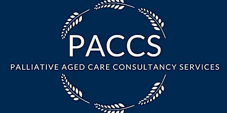 PALLIATIVE CARE IN AGED CARE  WORKSHOP tickets
