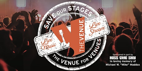 The Venue for Venues LIVESTREAM featuring: Castle Theater tickets