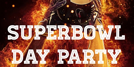 Super Bowl Sunday Day Party tickets