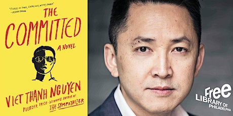 Viet Thanh Nguyen | The Committed tickets